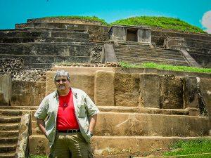 James A. Truett Mayan Ruins