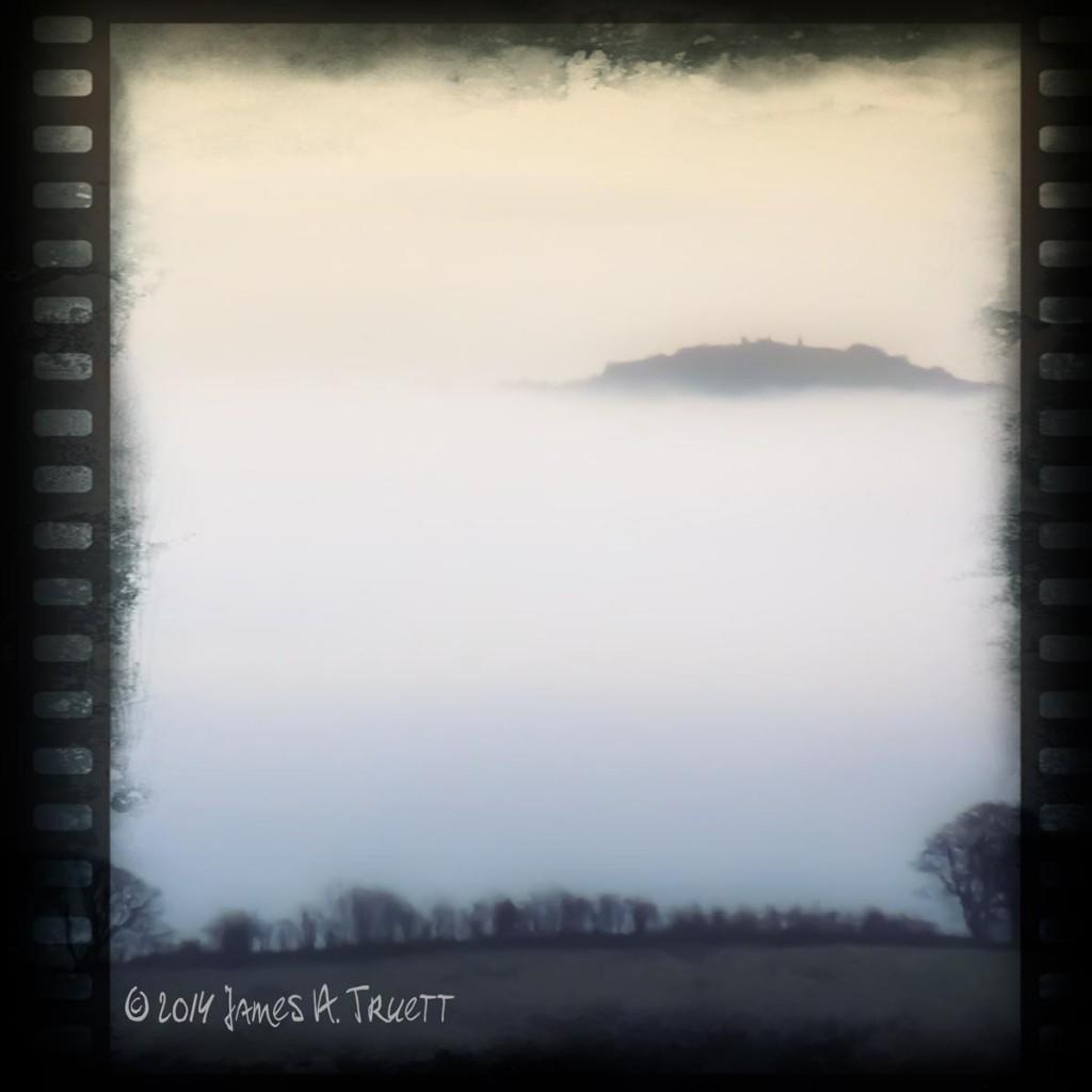 Irish Mist over County Clare, Ireland