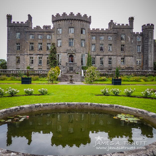 Markree Castle in County Sligo, Ireland