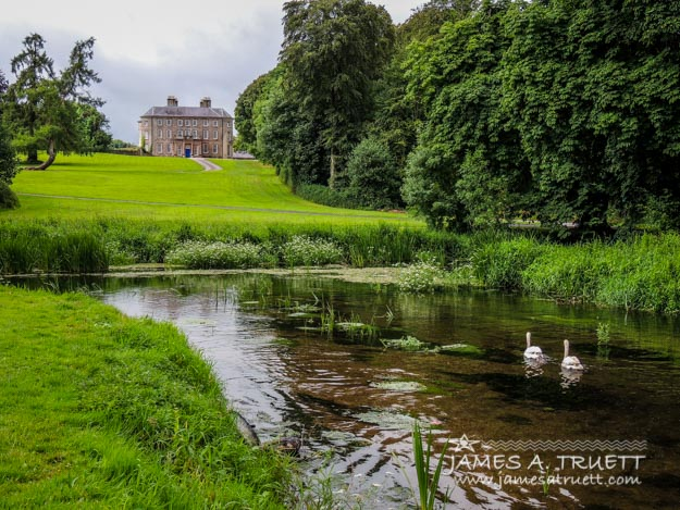 Doneraile Court Estate in County Cork, Ireland