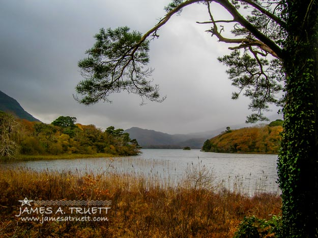 Autumn Mist on Muckross Lake