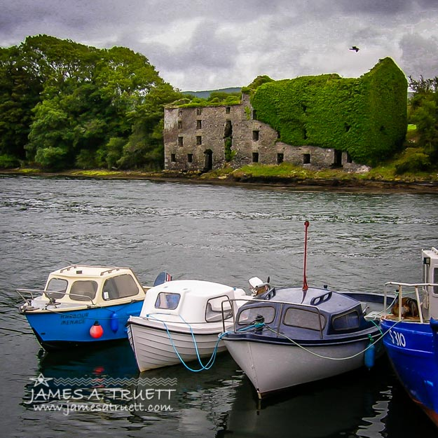 Granary at Four Mile Water in Durrus, County Cork