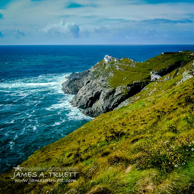 Rocky Shores of Ireland's Mizen Head