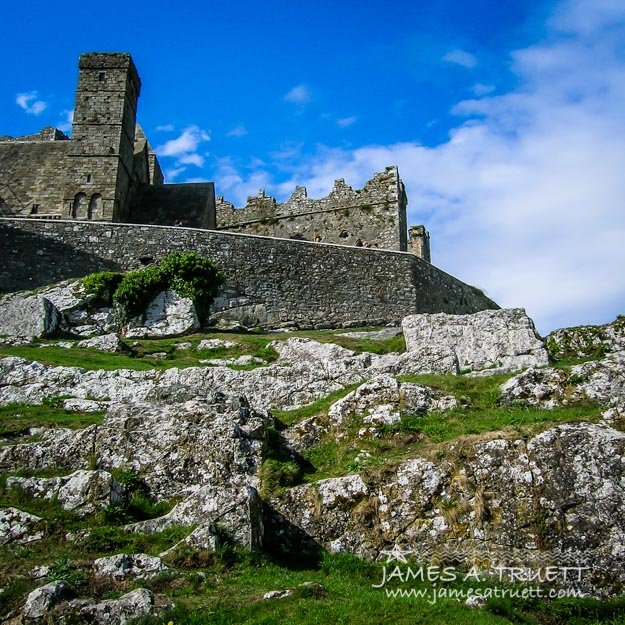 Ireland's Historic Rock of Cashel