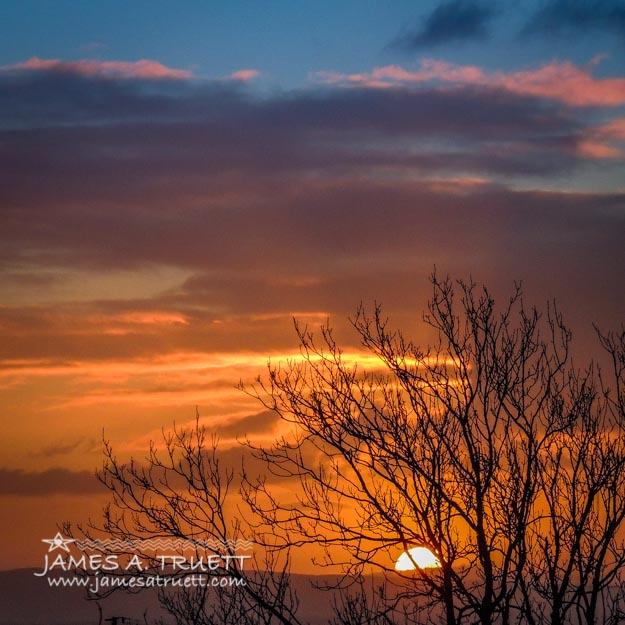 Irish Spring County Clare Sunrise