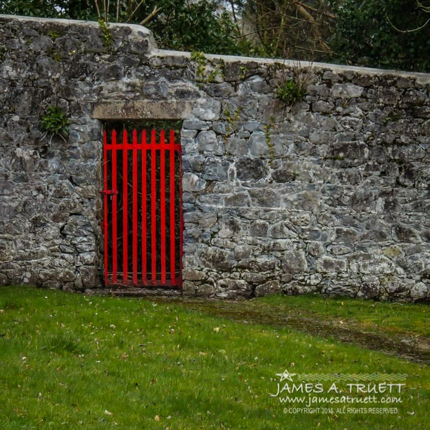 Red Gate at Coole Park Estate