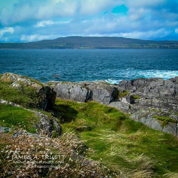 Dunmanus Bay Seascape in County Cork, Ireland