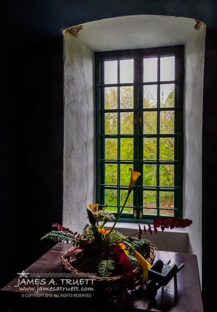 Second Floor Living Room Window