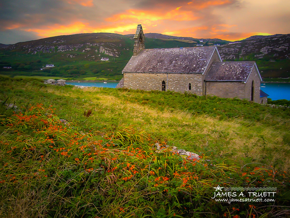 Church of St. Brendan the Navigator, Crookhaven, County Cork.