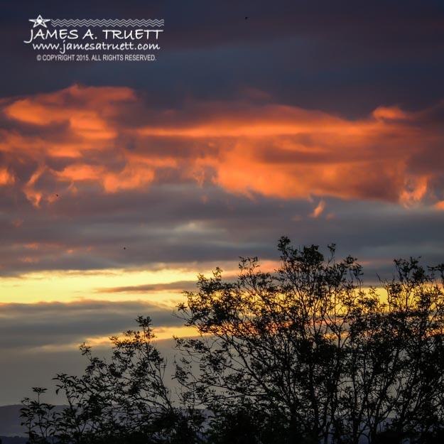 Early Autumn Irish Sunrise