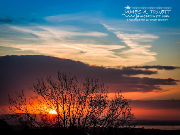Autumn Irish Sunrise