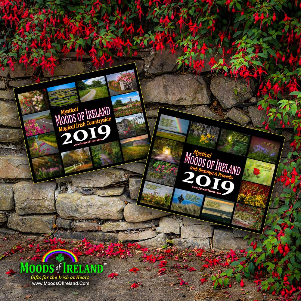 2019 Moods of Ireland Collectors' Calendars