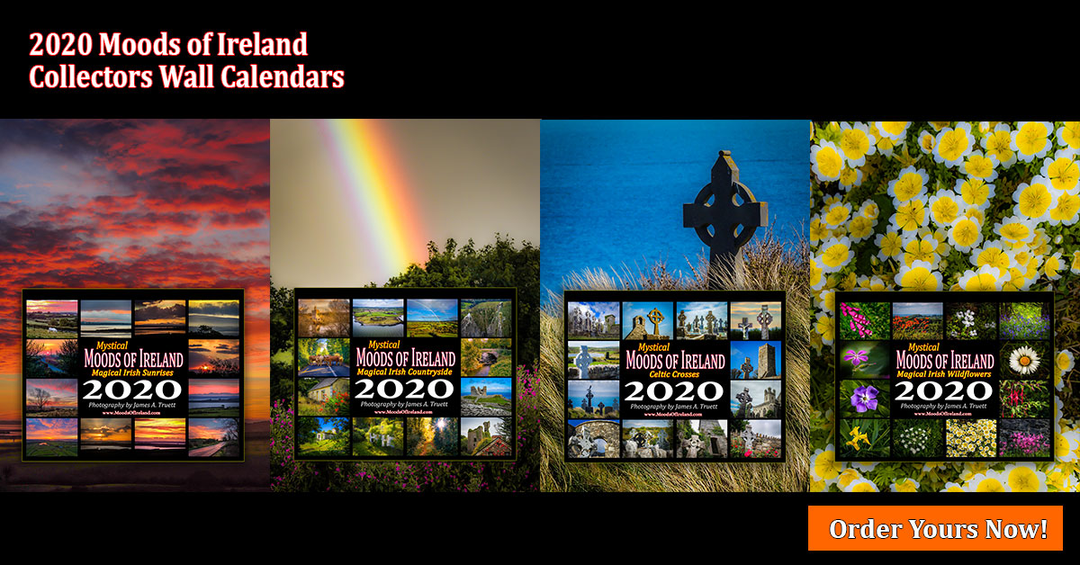Moods of Ireland 2020 Calendars