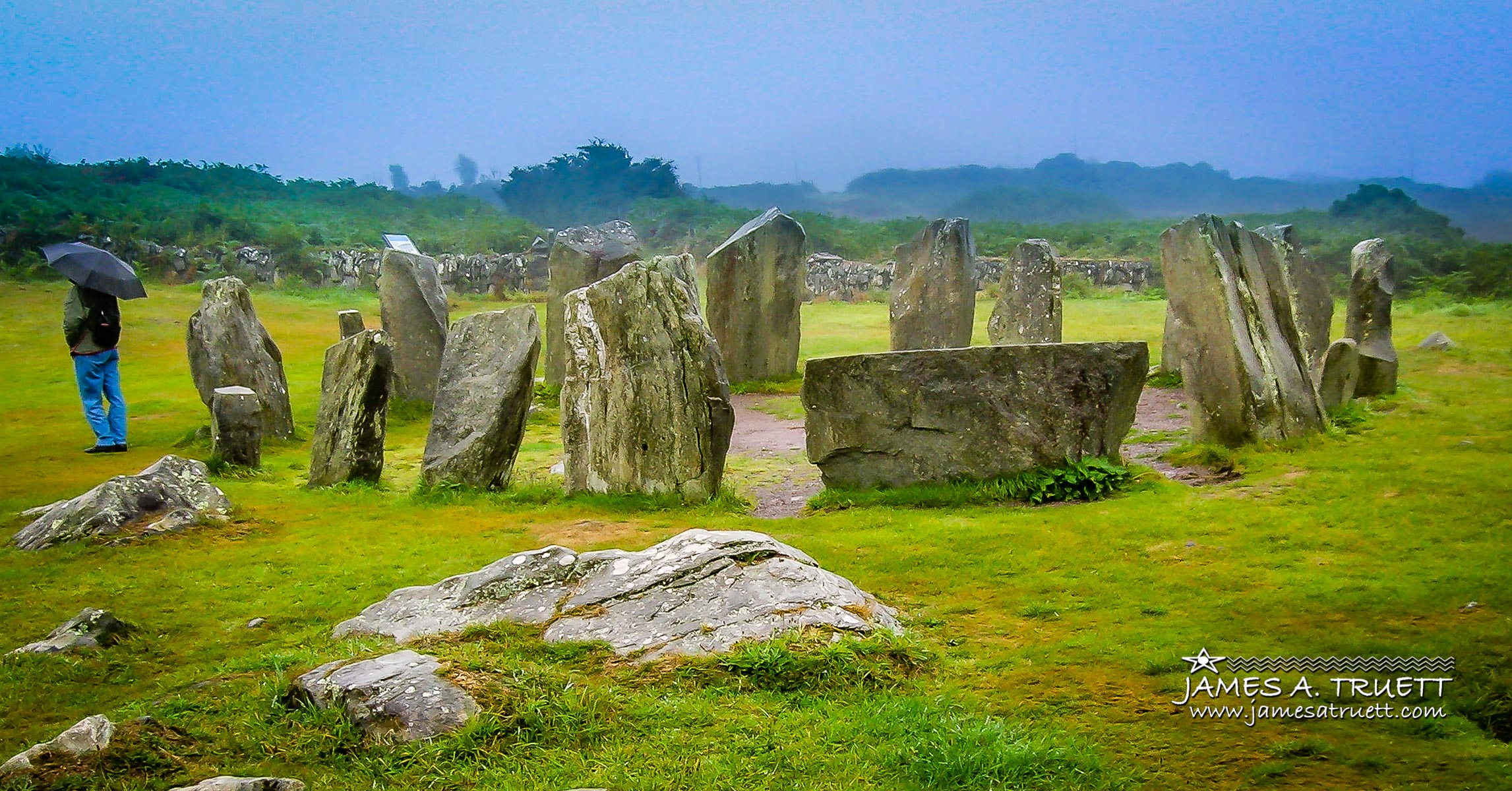 Drombeg Stone Circle County Cork