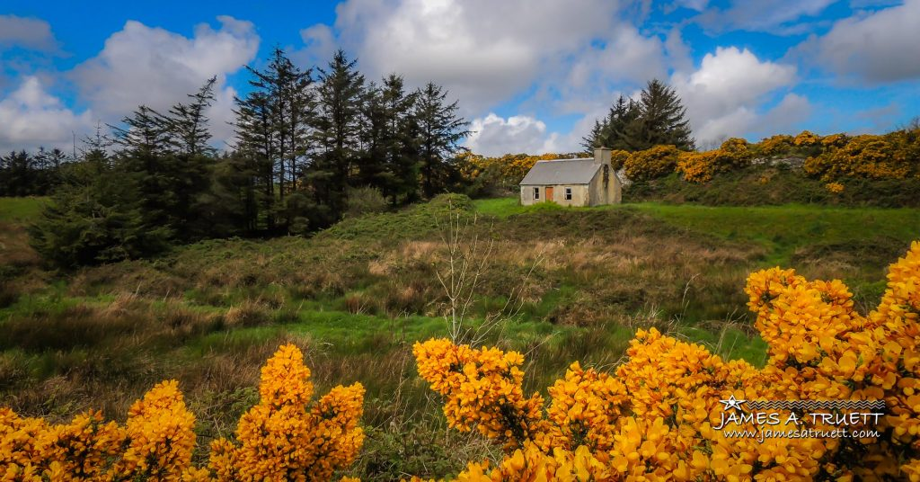 Abandoned Cottage County Clare