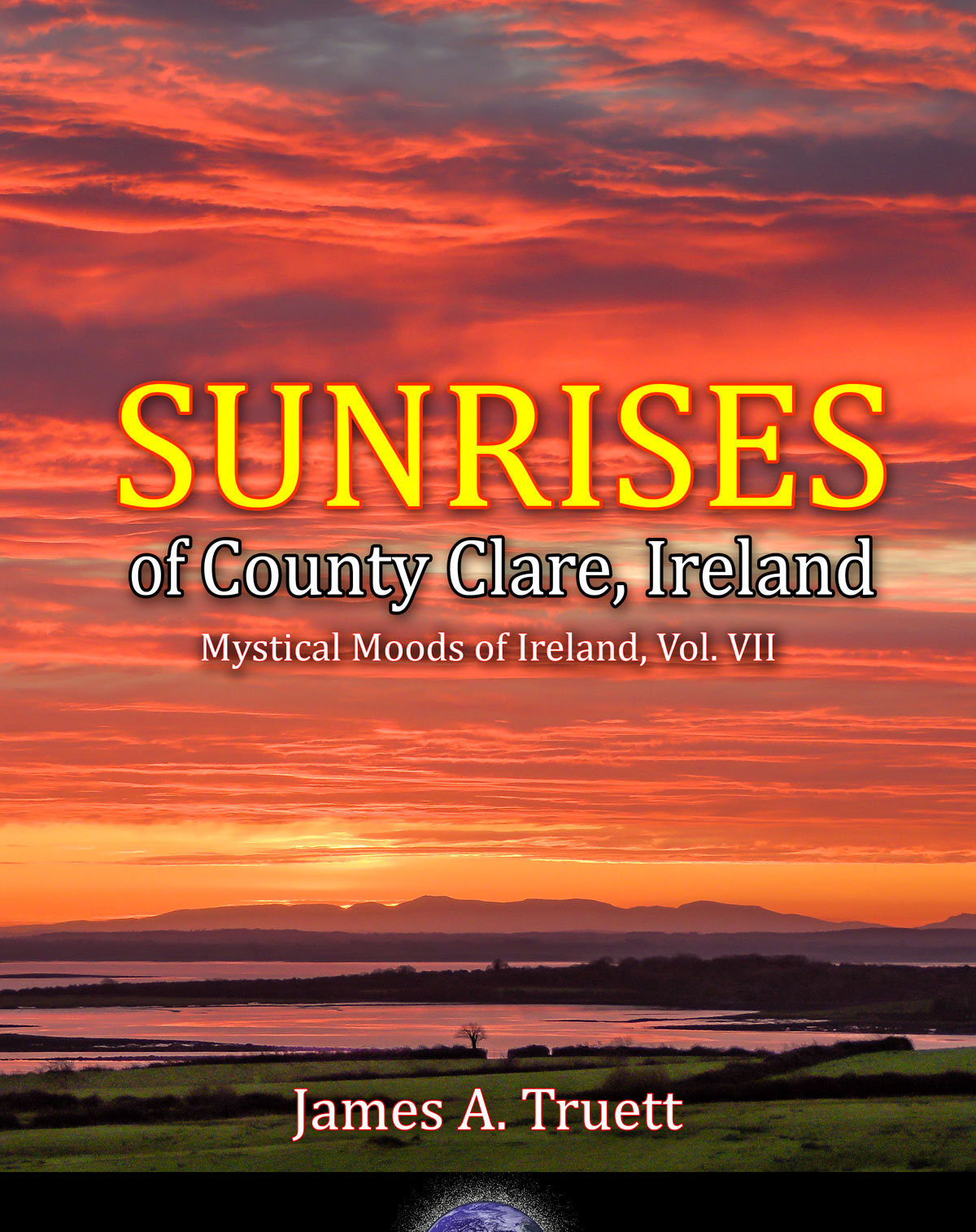 Sunrises of County Clare Cover