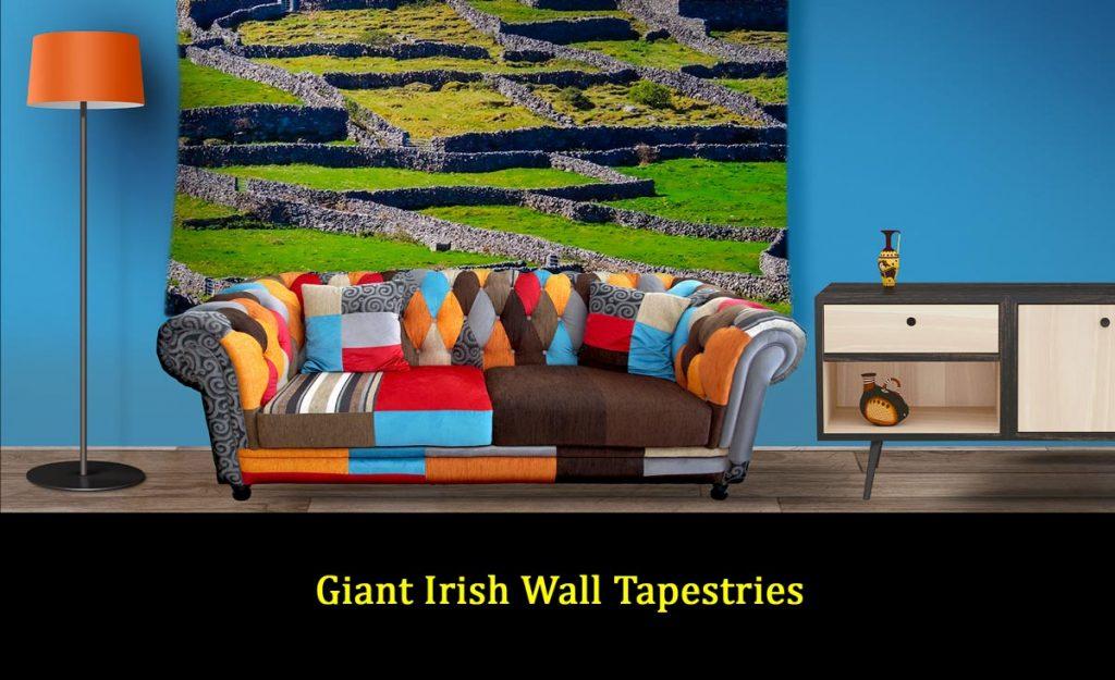 Giant Irish Wall Tapestries