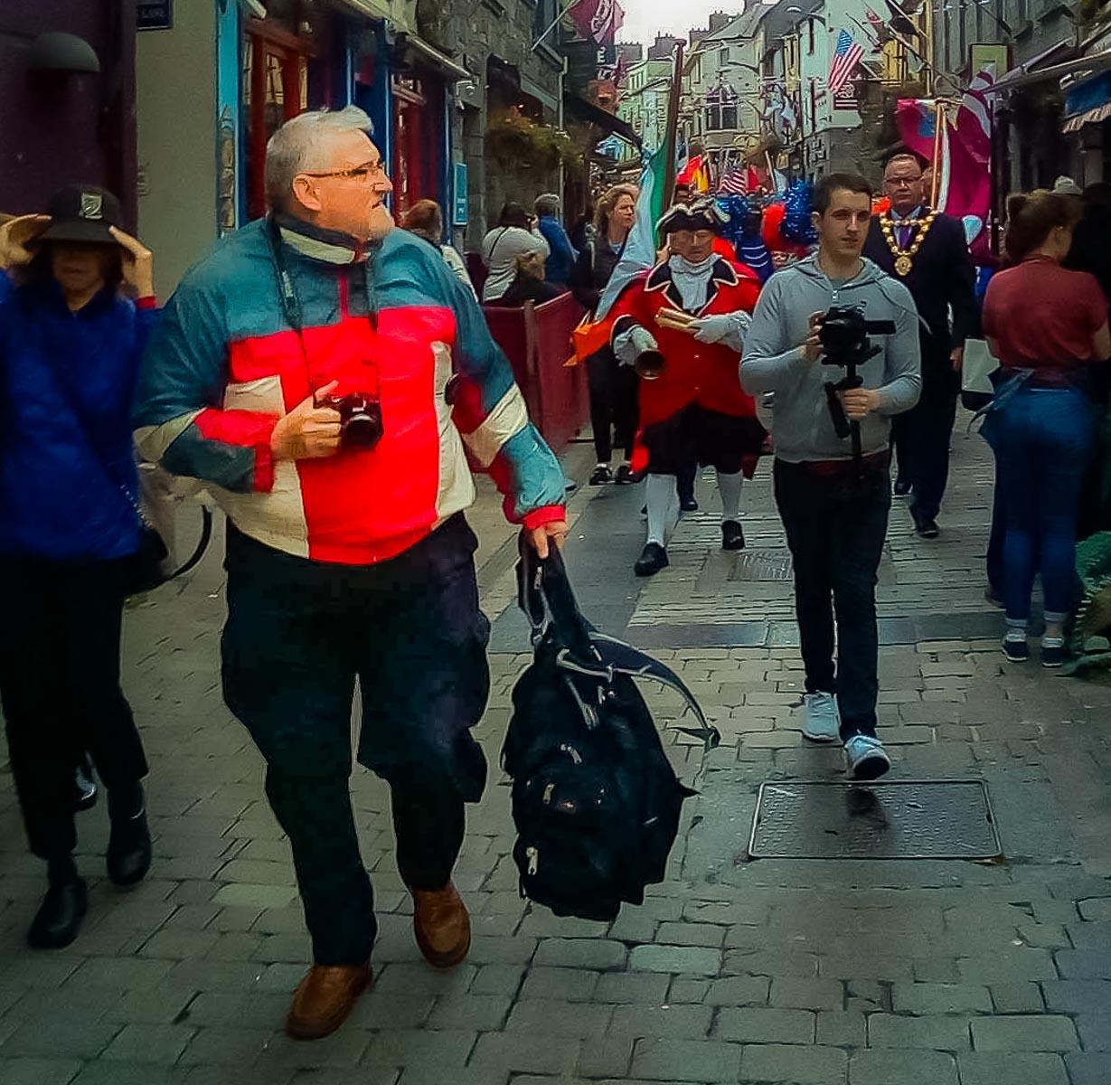 James A. Truett Galway Oyster Festival