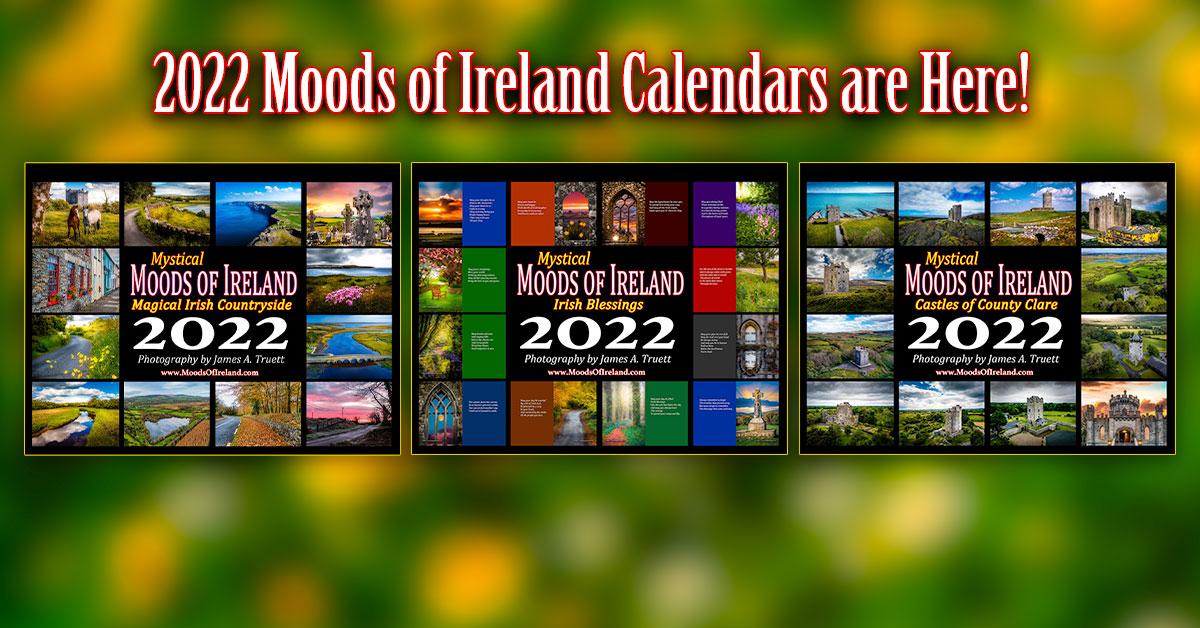 2022 Moods of Ireland Collectors Calendars